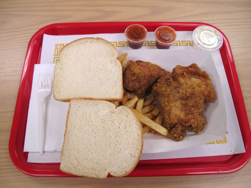 AA Harolds Chicken Shack meal 01