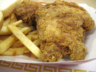 AA Harolds Chicken Shack meal 02