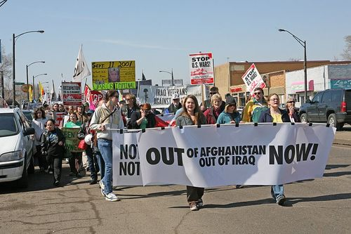 001 Out of Afghanistan and Iraq