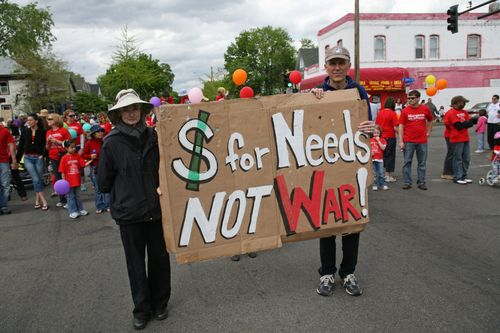 04 Dollars for needs not war