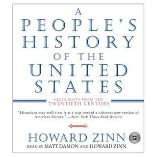 Howard zinn a peoples history (2003)
