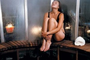Vaginal steam bath nude opinion the