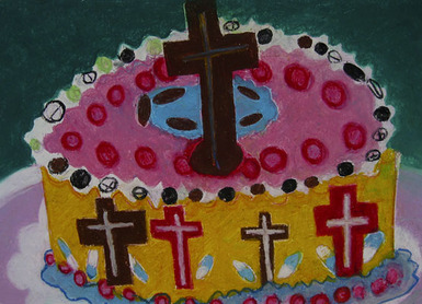 Jesus_and_pill_cake_artwork-385