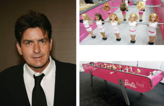 Charlie-Sheen's-25K-Barbie-Foosball-Table