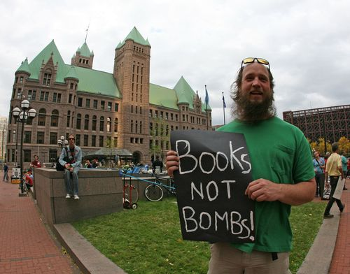 05 Books not bombs