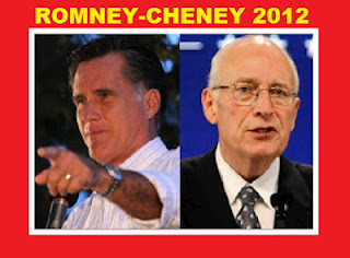 MITT-ROMNEY-DICK-CHENEY-THAT'S THE TICKET! 2012